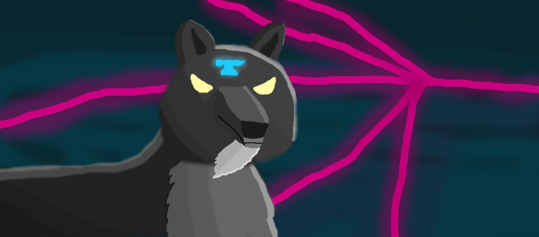 Alpha Howl library-Zarus, God of lightening by Zanzos