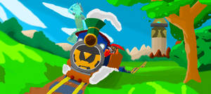 The Legend of Jenna: Spirit tracks