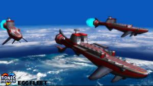 (MMD Stage) Egg Fleet Download by SAB64