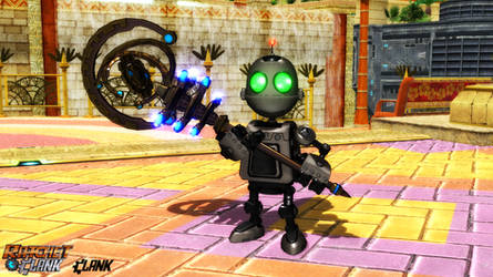 (MMD/XPS Model) Clank (HD) Download