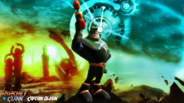 (MMD) Captain Qwark Download