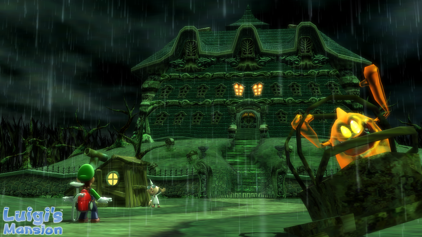 Stage Luigis Mansion Download By SAB64