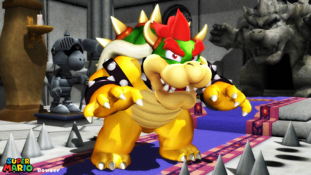 (MMD Model) Bowser Download by SAB64