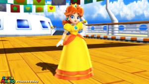 (MMD Model) Princess Daisy (SMP) Download