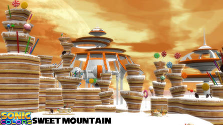 (MMD Stage) Sweet Mountain Download