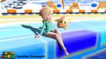 (MMD Model) Rosalina (Swimsuit) Download