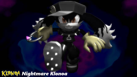 (MMD Model) Nightmare Klonoa Download by SAB64