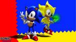 (MMD/FBX Model) Classic Sonic Download