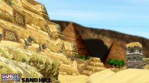 (MMD Stage) Sand Hill Download