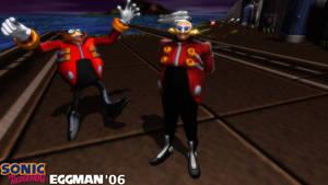 (MMD Model) Eggman '06 Download
