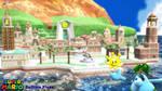 (MMD Stage) Delfino Plaza Download