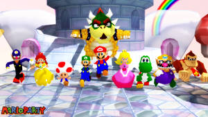 (MMD Model) Mario Party 64 Download by SAB64