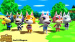 (MMD Model) Wolf Villagers Download