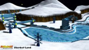 (MMD Stage) Sherbet Land Download