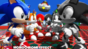 (MMD Effect) Monochrome and More Download