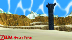 (MMD Stage) Ganon's Tower Download by SAB64