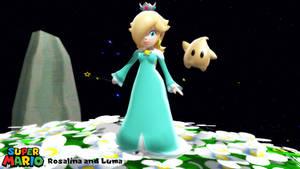(MMD Model) Rosalina and Luma V2.6 Download