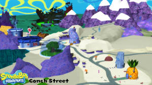 (MMD/XPS Stage) Conch Street Download