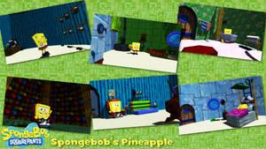 (MMD/XPS Stage) Spongebob's Pineapple Download