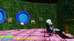 (MMD/XPS Stage) Squidward's Tiki Download