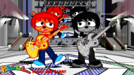 (MMD Model) Lammy and Rammy Download