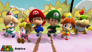(MMD Model) Super Mario Babies Download