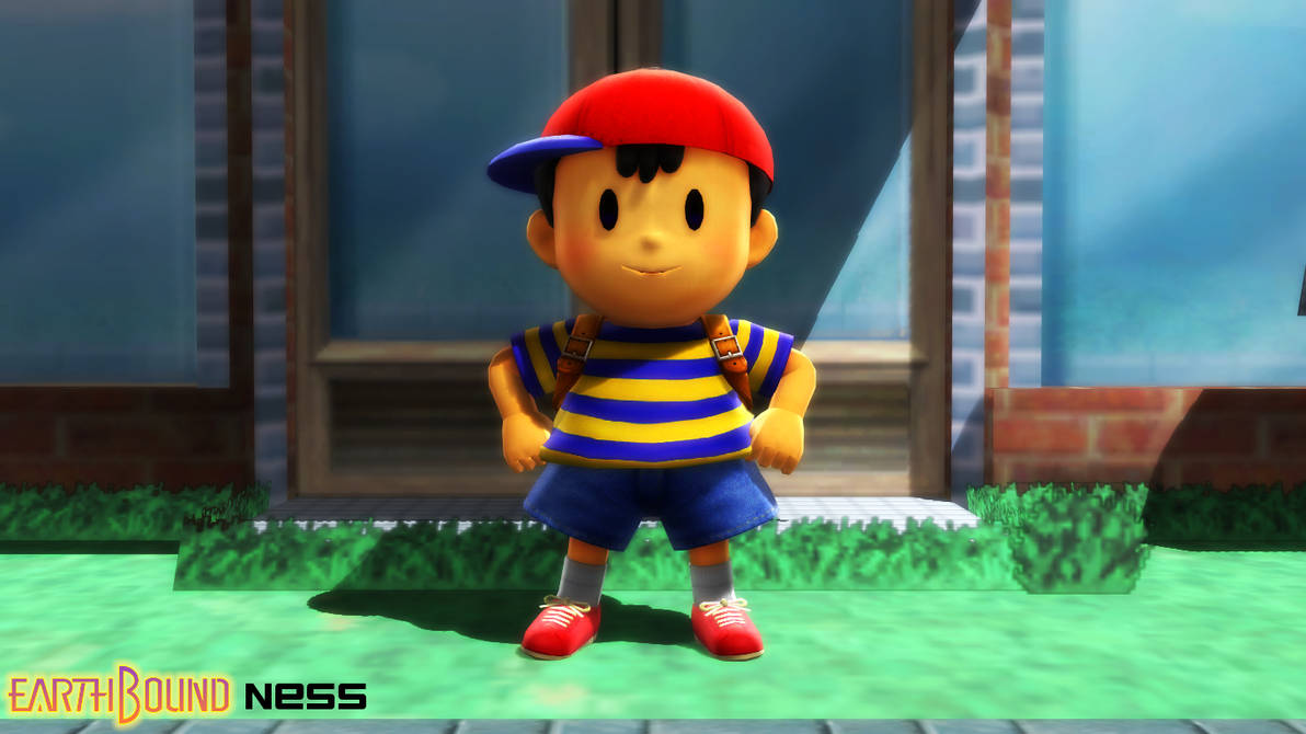 Ness and lucas adventure