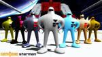 (MMD Model) Starman Download