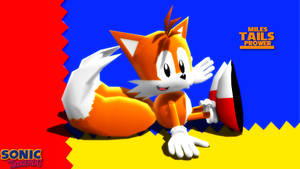(MMD/FBX Model) Miles Tails Prower Classic DL by SAB64
