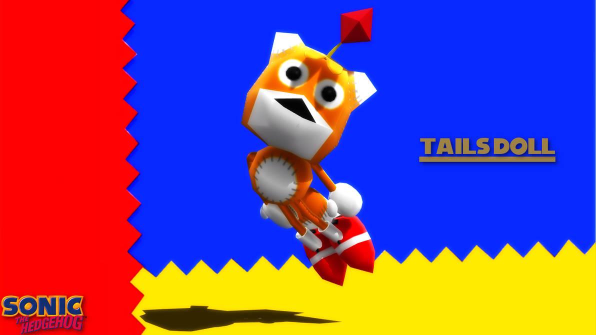 MMD/FBX Model) Tails Doll Download by SAB64 on DeviantArt