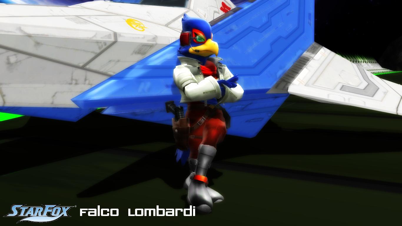 (MMD Model) Falco Lombardi Download by SAB64