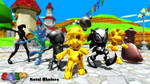(MMD Effect) Metal Shaders Download