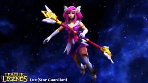 (MMD Model) Lux - Star Guardian Download