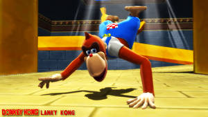 (MMD/FBX Model) Lanky Kong Download by SAB64