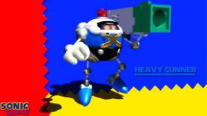 (MMD Model) Heavy Gunner Download