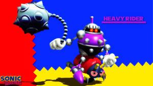 (MMD Model) Heavy Rider Download