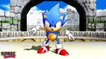 (MMD/FBX Model) Sonic the Hedgehog (Animation) DL