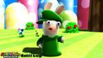 (MMD/FBX Model) Rabbid Luigi Download