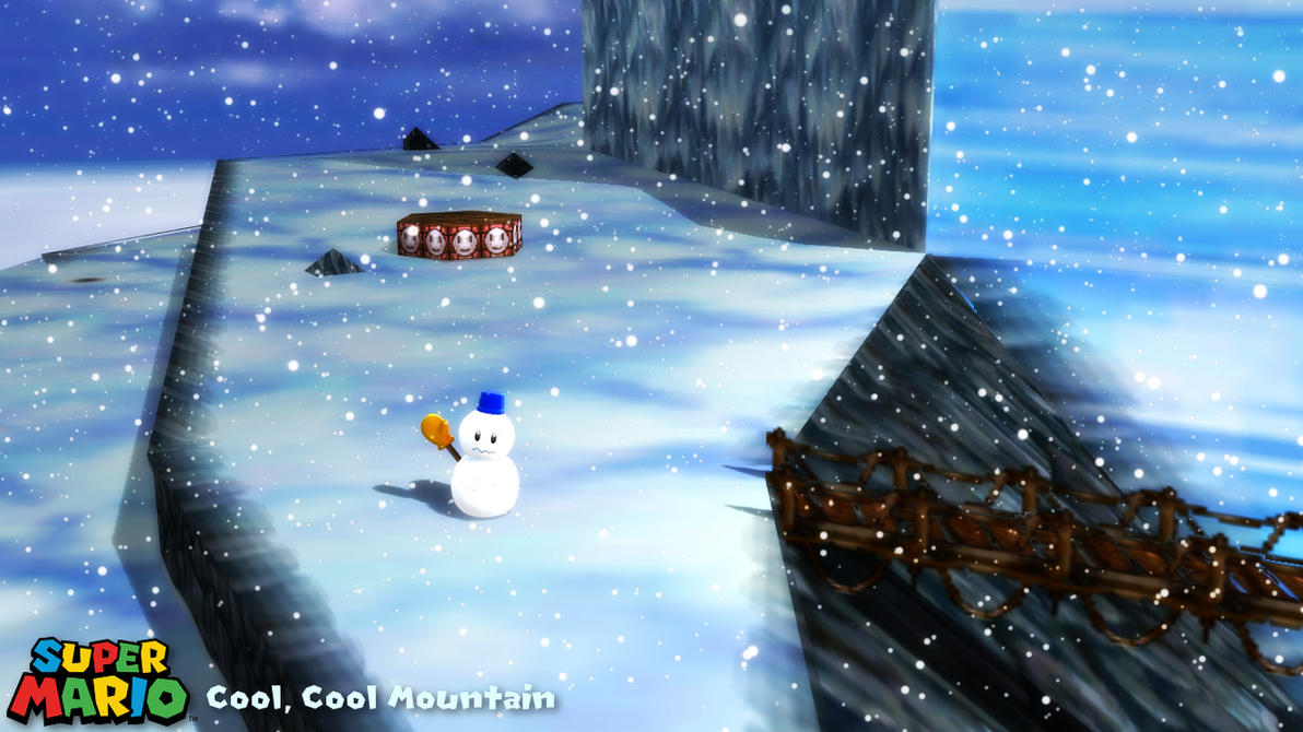 (MMD Stage) Cool, Cool Mountain Download by SAB64