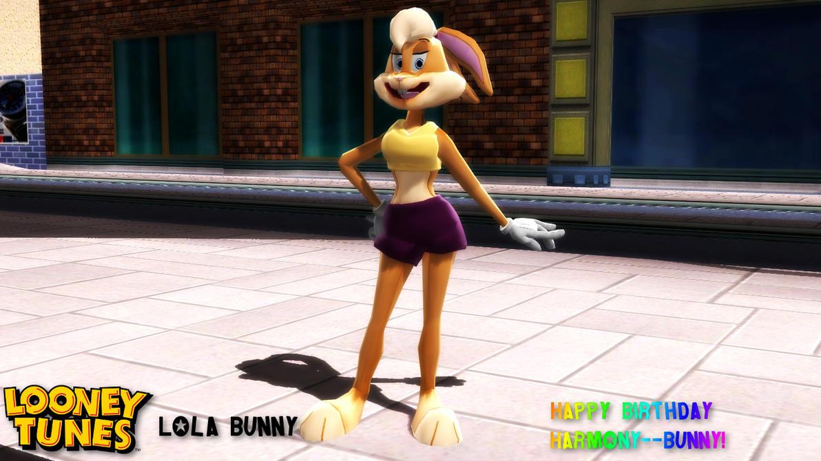 (MMD Model) Lola Bunny Download by SAB64