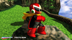 (MMD Model) Proto Man Download by SAB64