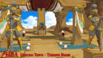 (MMD Stage) Gerudo Town - Throne Room Download