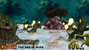 (MMD/XPS Stage/Models) The Bog of Murk Download by SAB64