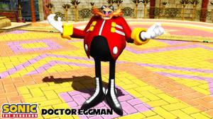 (MMD Model) Doctor Eggman Download by SAB64