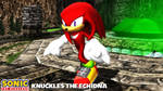 (MMD Model) Knuckles the Echidna Download
