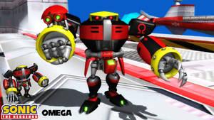 (MMD Model) E-123 Omega Download by SAB64