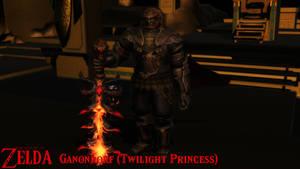 (MMD Model) Ganondorf (Twilight Princess) Download
