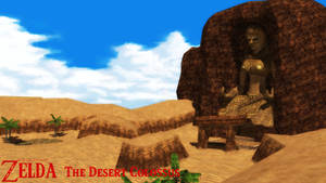 (MMD Stage) The Desert Colossus Download by SAB64