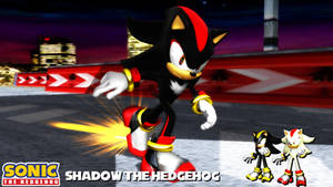 (MMD Model) Shadow the Hedgehog Download by SAB64
