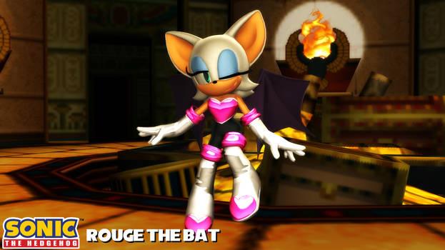 (MMD Model) Rouge the Bat Download